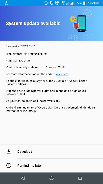 5th Soak Test for Moto G5s Plus Now Taking Place, Official Oreo expected September 2nd week