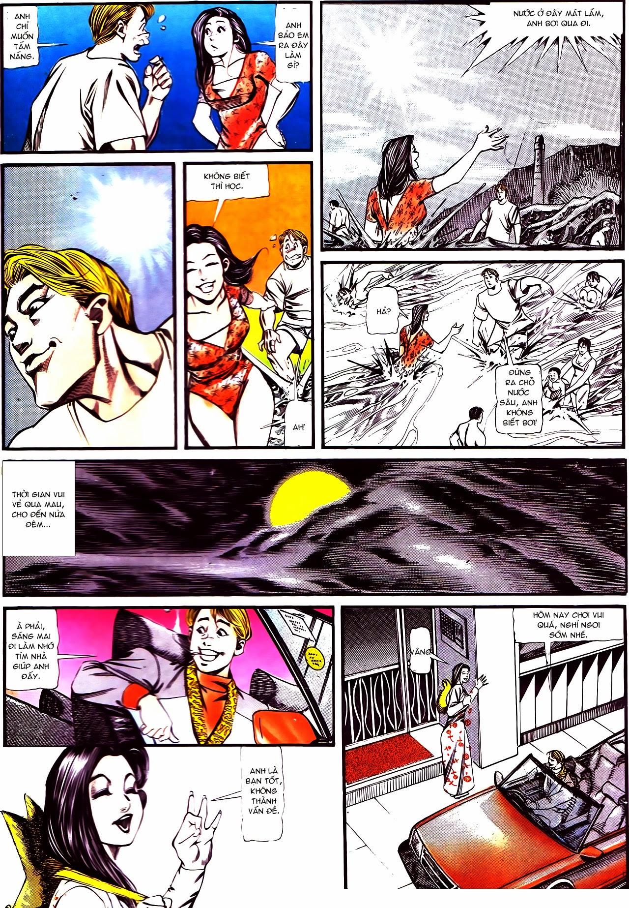 Người Trong Giang Hồ chapter 122: phố dục lạc trang 33
