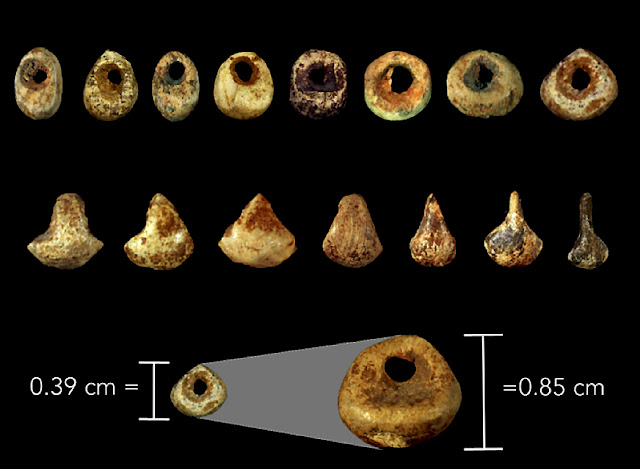 Evidence of craft specialisation in bead production in Upper Palaeolithic France?