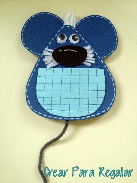 diy ratón pérez