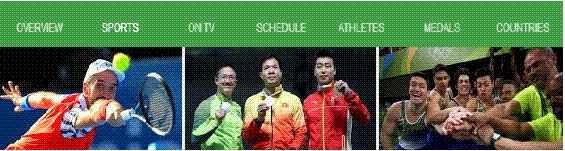Rio 2016 Summer Olympics Games