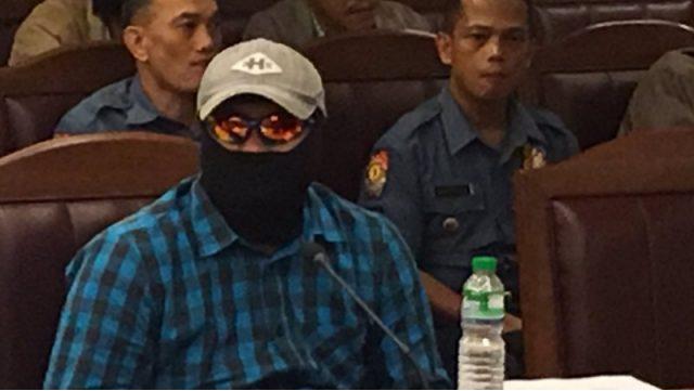 MEGA SHABU LABORATORY   Testigong si Ernesto Tabor Jr., ibinunyag na ang mga matataas na taong pinagdadalhan nila ng iligal na droga
