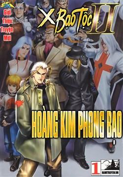 Bạo Tộc X II - Hoàng Kim Phong Bạo