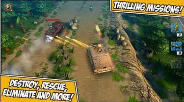Permainan Perang Tiny Troopers 2