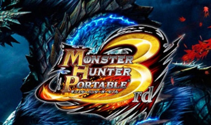 Game PSP Terbaik - Monster Hunter Portable 3rd