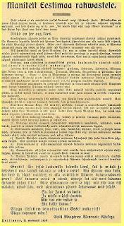 Declaración de Independencia de Estonia
