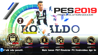 Download PES 2015 Mod 2019 Camera PS4 Full HD PPSSPP