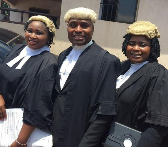Family Of Lawyers Check Out Photos Of Nollywood Actor -6255