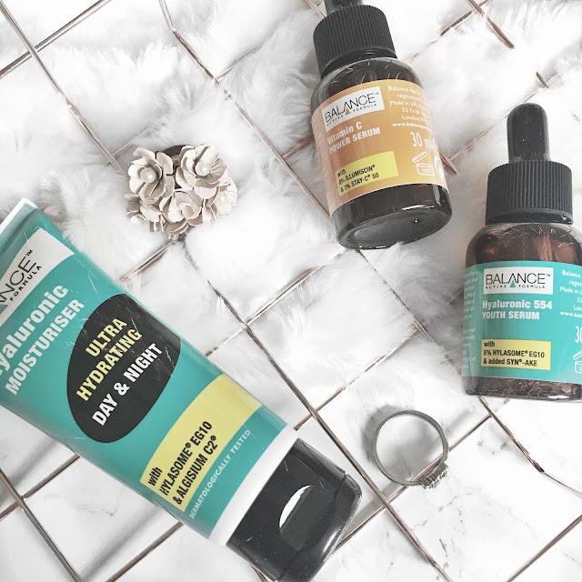 Balance Active Formula Skincare review #bbloggers #budgetskincare