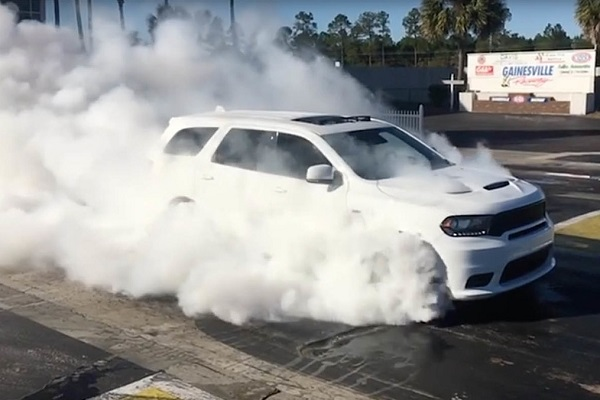 Dodge Durango SRT
