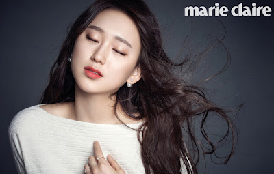 Ryu Hye Young Marie Claire March 2016