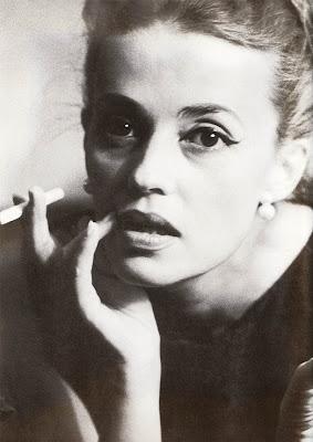 Art Of Portraiture Dan Budnick Jeanne Moreau