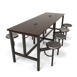 OFM Endure Series Powered Sit To Stand Table