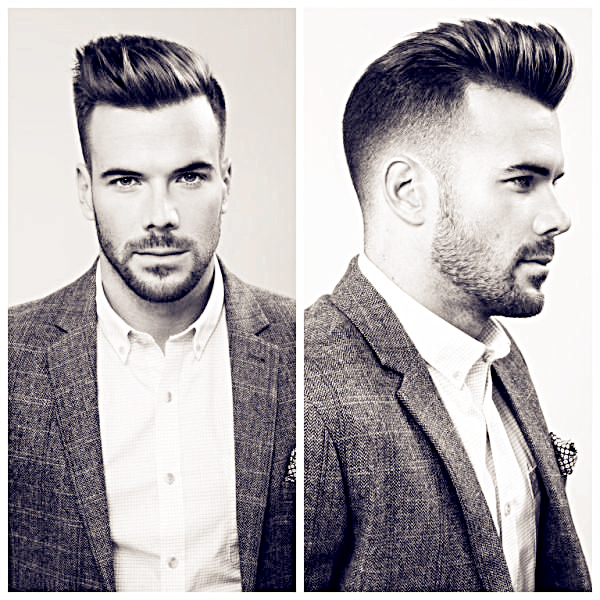 Stupendous Latest Hairstyles And Haircuts For Men 2015 Fun Bazaaar Hairstyles For Women Draintrainus