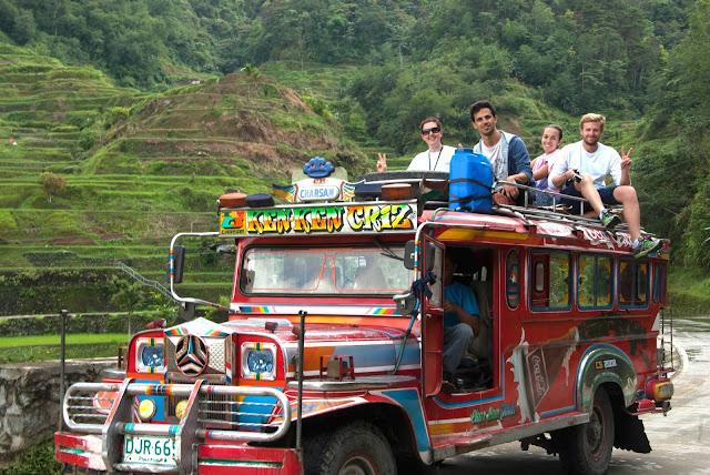 Come muoversi nelle Filippine