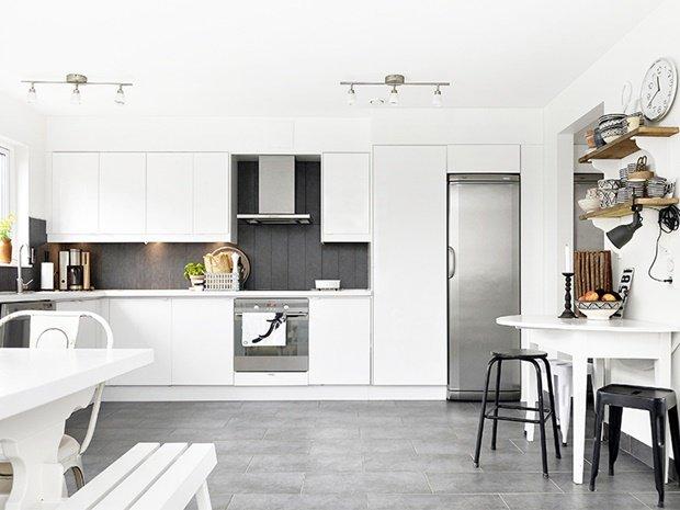 Casa moderna low cost y vintage decorar tu casa es for Casa moderna vintage
