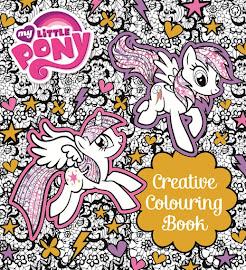 MLP Creative Colouring Book Book Media