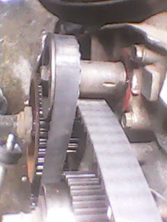 Top Timing Belt Honda Accord