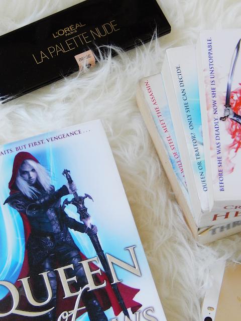 Queen Of Shadows No Spoiler Book Review | empoweredinternetwomen