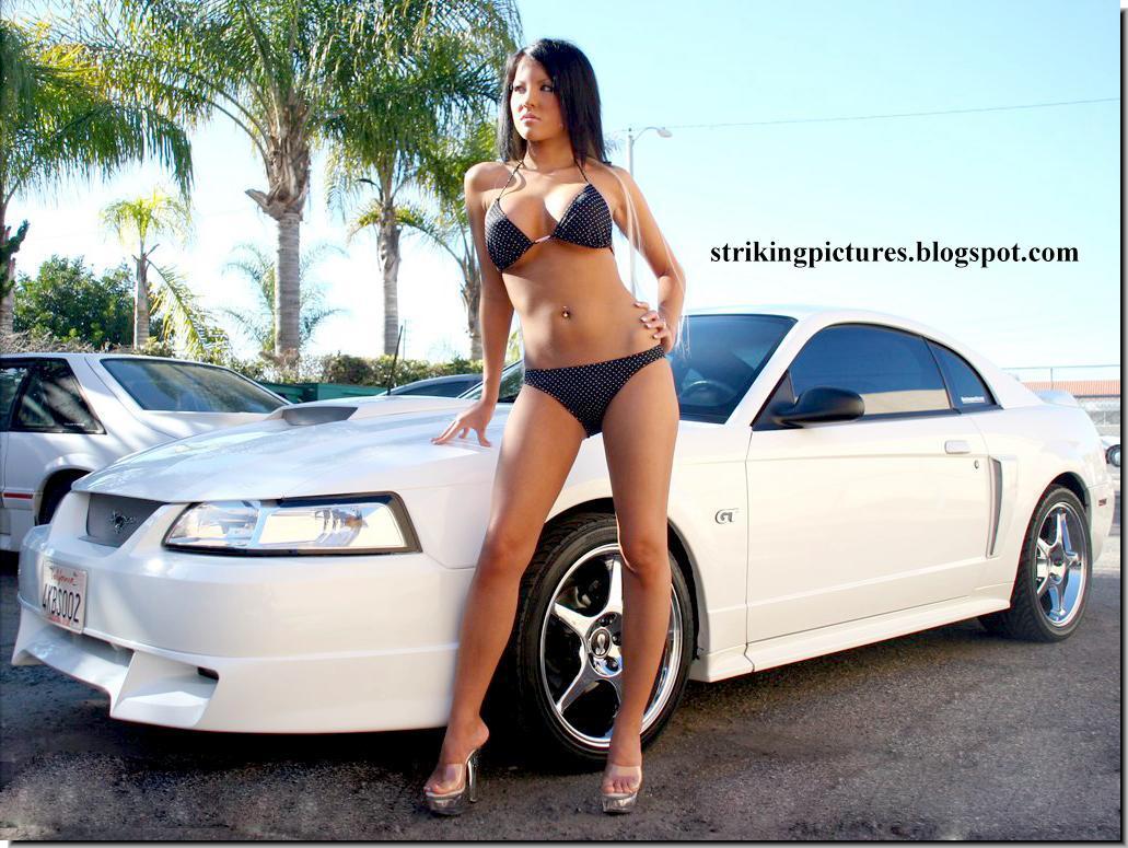 car girl 011