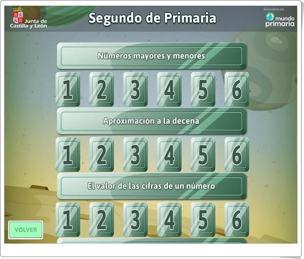 """""""Matespacial 2"""" (Juegos de Matemáticas de Verano de 2º de Primaria)"""