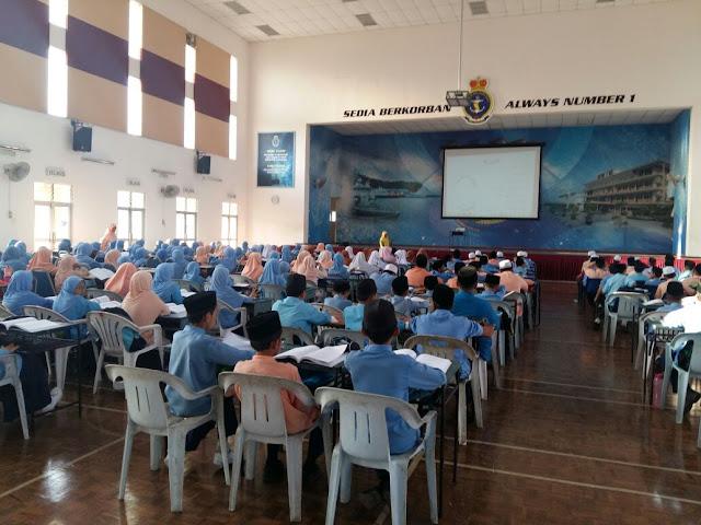 Program Jawab Untuk Cemerlang (JUC) UPKK ZON 4 2016