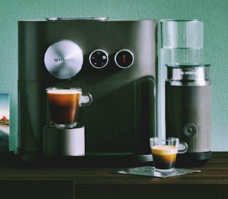 pareri Nespresso Expert & Milk specificatii