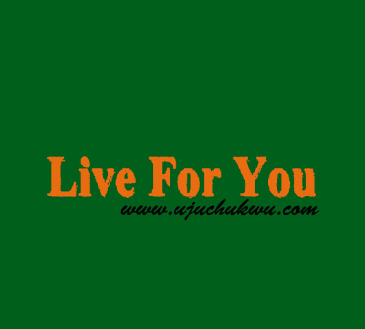 Moments of Inspiration: Live for You