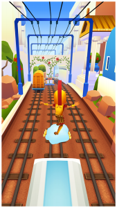 Game Offline : Subway Surfers MOD APK 1.44.0 America