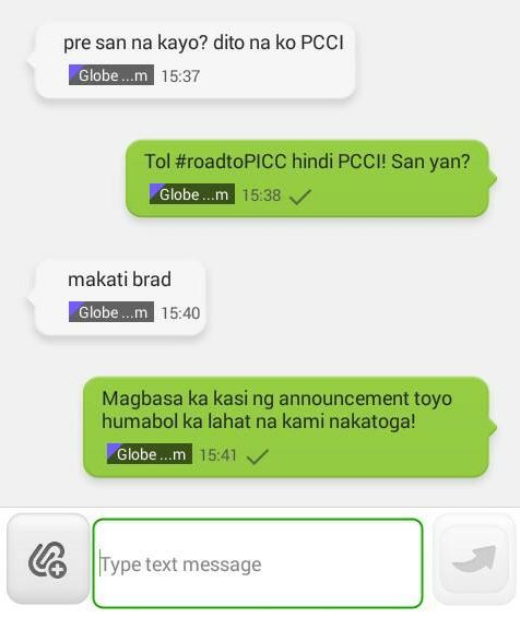EPIC FAIL: Graduating Student Goes To PCCI Instead Of Being At The PICC Where The Ceremony Was Held!