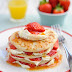 BerryWorld Strawberry Scotch Pancakes...