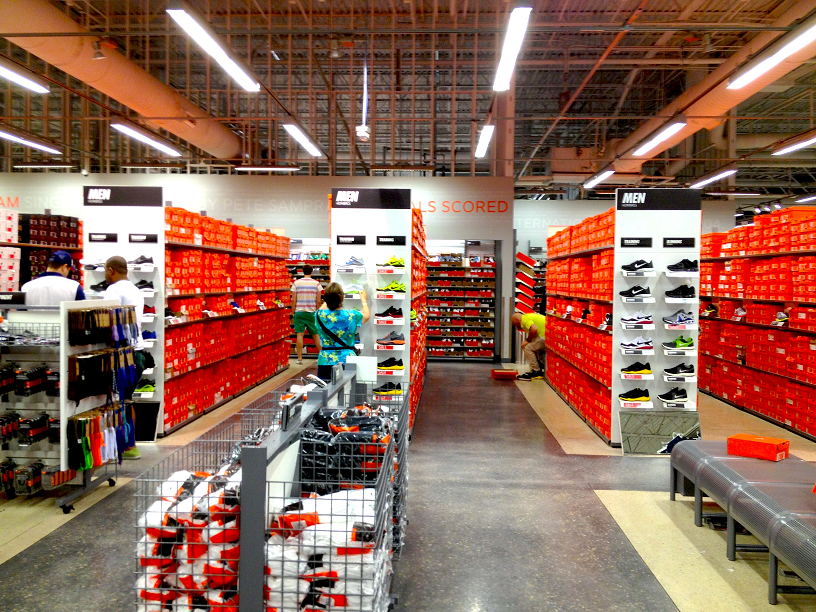 Nike Factory Miami Beach