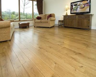 Sàn gỗ sồi gắn kết xu hướng  thiết kế nội thất 2017