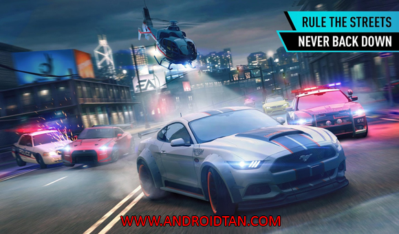 Free Download Need for Speed: No Limits Mod Apk + Data v2.0.6 (Unlimited Money) Android Terbaru 2017