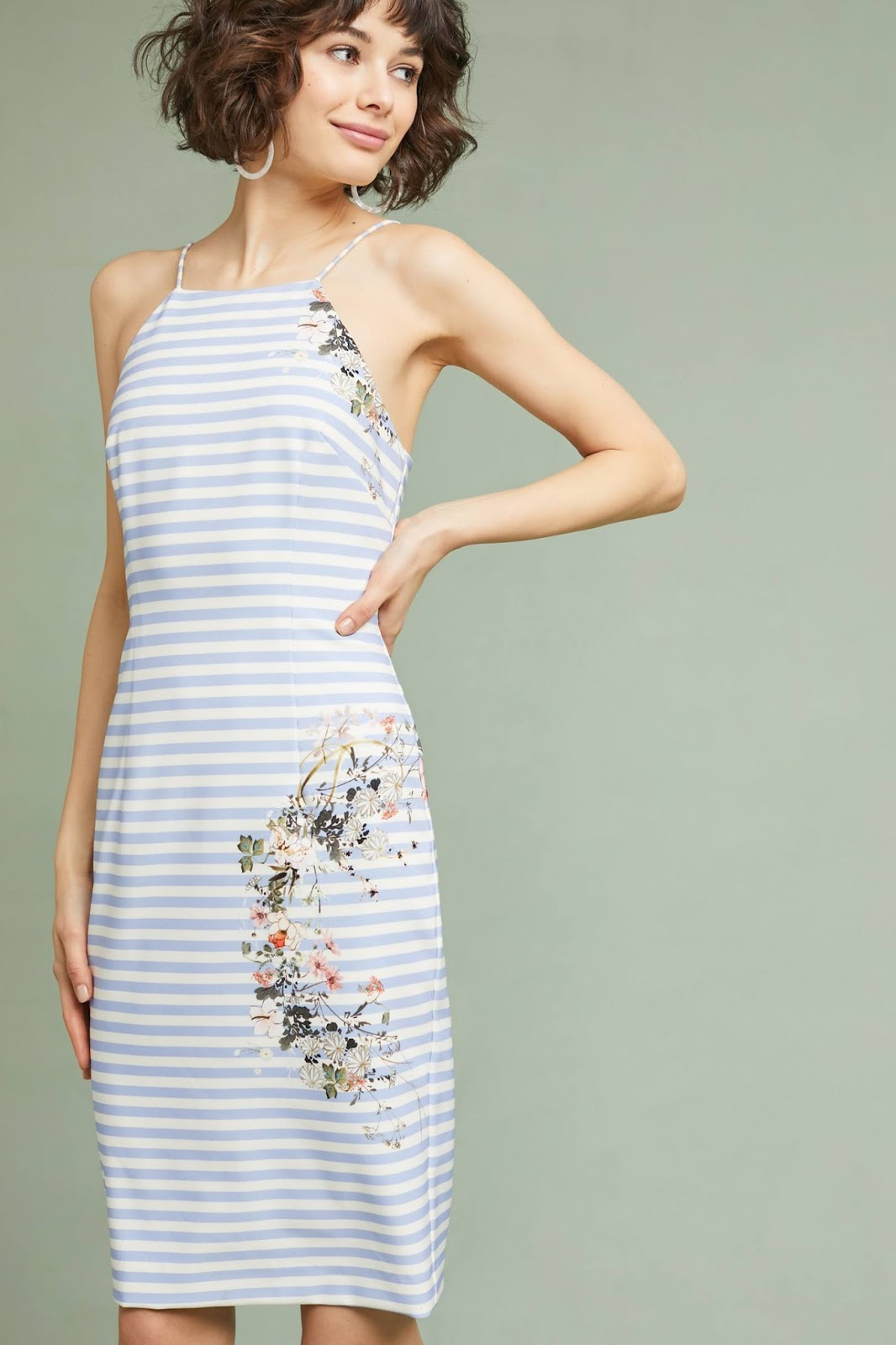 Investigating the Anthropologie April new arrivals :: Effortlessly with Roxy