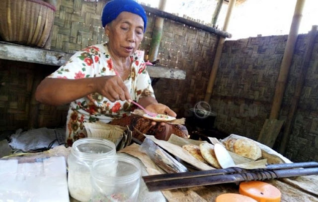 Legitnya Serabi Jawa Menu Khas Objek Wisata Kalibuntu