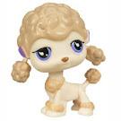 Littlest Pet Shop Singles Poodle (#736) Pet