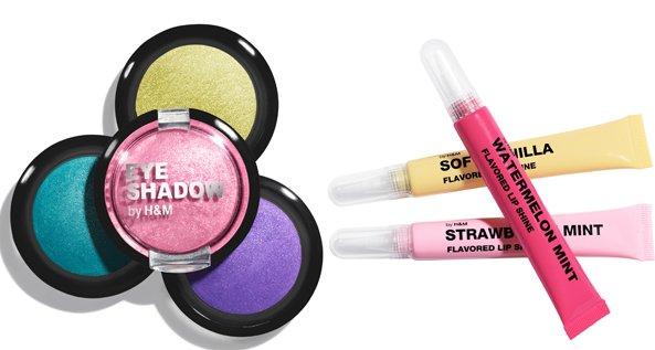 Estilo Bem Casado: H&M Makeup Collection for Spring 2011