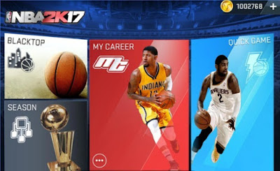 NBA 2K17 for Android