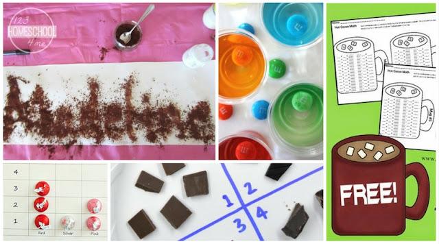 chocolate printables