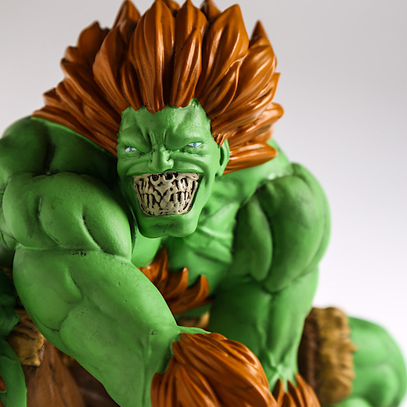 Blanka Grin From Street Fighter X Ron English By Mindstyle For Sept 7 Release