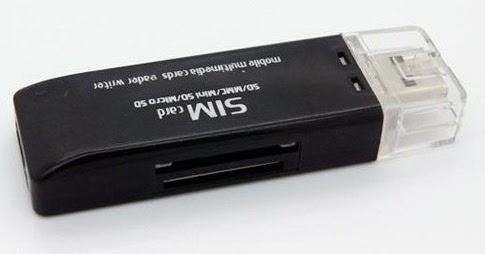 Sy-269 usb 2. 0 sim / sd / mmc / mini sd / micro sd memory card.