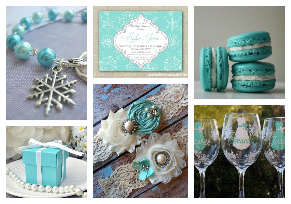 Tiffany Blue And Silver Wedding Theme   Rachael Edwards