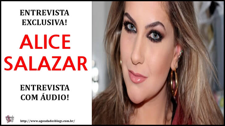 Entrevista exclusiva Alice Salazar