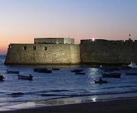 Castillos y baluartes de Cádiz, el Castillo de Santa Catalina