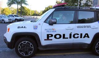 Polícia Militar de Pernambuco realiza testes em Jeep Renegade para viaturas