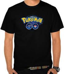 Peluang usaha desain baju karakter pokemon