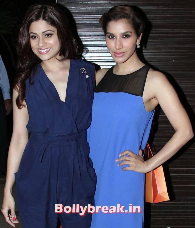 Shamita Shetty and Sophie Choudhary, Simone Khan Birthday Bash Pics