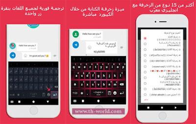 تحميل-لوحة-مفاتيح-Transboard-Keyboard-المترجم-الفوري-لكتابتك-على-مواقع-الدردشة