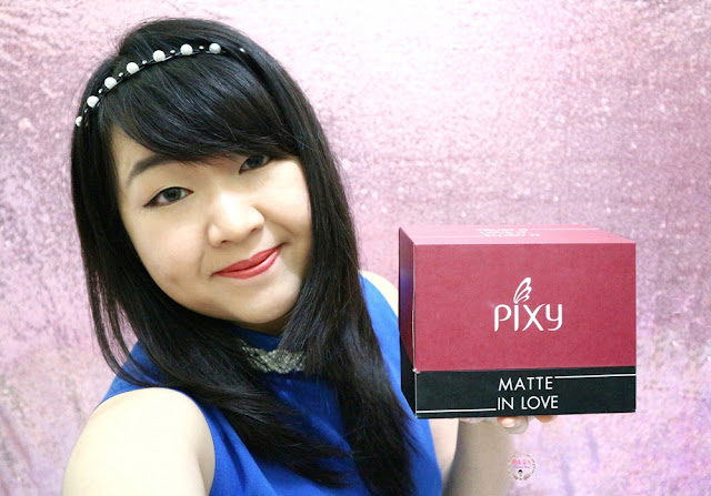 PIXY Matte in Love Lipstick Review (Swatches 10 Colors)